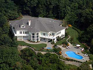 Aerial Photo Residential