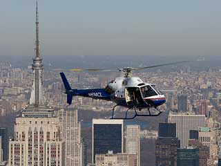 New York City  Eurocopter Twinstar   HD Aerial Video