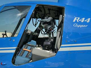 HD Aerial Video   Robinson R-44 Helicopter
